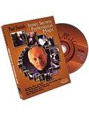 Paul Daniels' Inner Secrets Of Professional Magic DVD