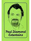 Paul Diamond Entertains Book