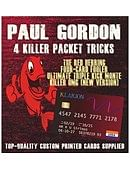 Paul Gordon's 4 Killer Packet Tricks Volume 1 Book