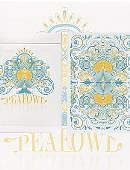 Peafowl Deck (Snow White) Deck of cards