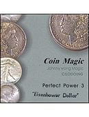 Perfect Power Eisenhower Dollar Trick