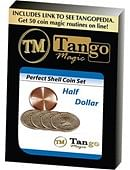 Perfect Shell Coin Set Half Dollar Trick