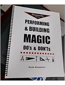 Performing and Building Magic: Do's and Don'ts Book
