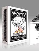 Phoenix Deck - Black Deck of cards