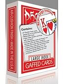 Phoenix Gaffed Deck (Large Index) Deck of cards