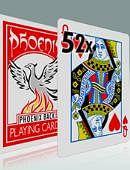 Phoenix Deck - One Way Force Deck Deck of cards