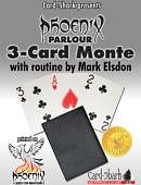 Phoenix Parlour Monte Deck of cards