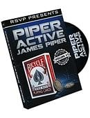 Piperactive - Volume 1 DVD