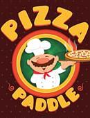 Pizza Paddle Trick