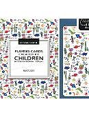 Playing Cards Created by Children Trick