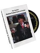 Pop Haydn's Multiple Peeked Cards to Pocket DVD