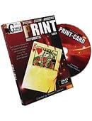 Print Card Trick