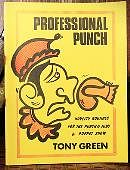 Professional Punch Book