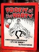 Profit at the Party Book