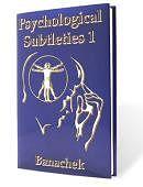 Psychological Subtleties 1 Book