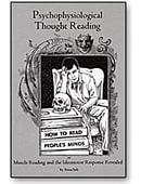 Psychophysiological Thought Reading Book