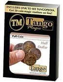 Pull Coin - Half Dollar Trick
