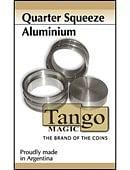 Quarter Squeeze (Aluminum) Trick