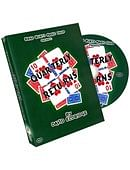 Quarterly Returns Torn and Restored Card DVD