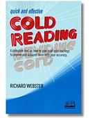 Quick and Effective Cold Reading Book