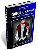 Quick Change Book Book