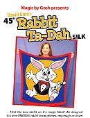 Rabbit Ta-Dah Silk 45