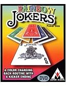 Rainbow Jokers DVD