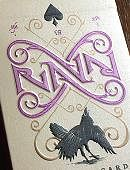 Ravn Purple Haze Playing Cards Deck of cards