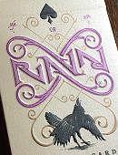 Ravn Purple Haze Playing Cards