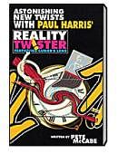 Reality Twister Book