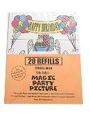 Refill for Magic Party Picture Trick