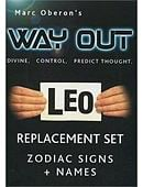 Refill for Way Out XII - Zodiac Trick