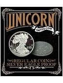 Regular Coin - Silver Eagle Proof Gimmicked coin