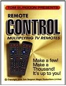 Remote Control Multiplying TV remotes Trick