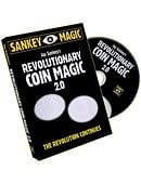 Revolutionary Coin Magic 2.0 DVD