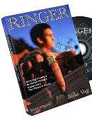 Ringer DVD & props