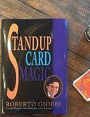 Stand-up Card Magic Book