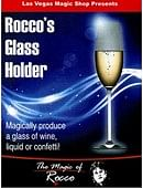 Rocco's Glass Holder
