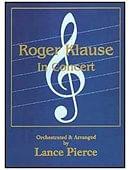 Roger Klause In Concert Book