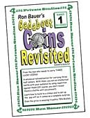 Ron Bauer Series: #1 - Gadabout Coins Revisited Book