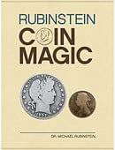 Rubinstein Coin Magic Book (pre-order)