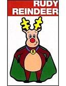 Rudy Reindeer Trick