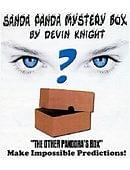 SANDA Panda Mystery Box Trick