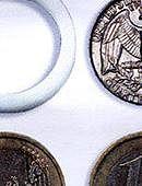 Scotch and Soda - Quarter Dollar/1 Euro Trick
