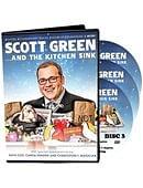 Scott Green... And The Kitchen Sink DVD