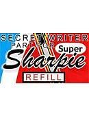 Secret Writer Part for Super Sharpie Trick