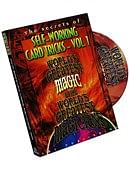 Self-Working Card Tricks  Volume 1 DVD