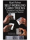 Self Working Card Tricks Book
