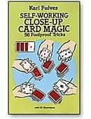 Self Working Close-Up Card Magic Book