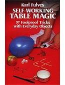 Self Working Table Magic Book